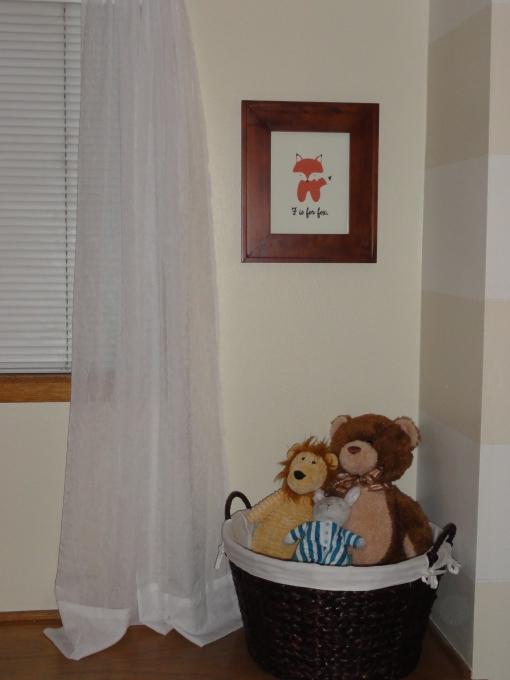 Nursery Window Seat